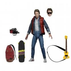 FIGURINE RETOUR VERS LE FUTUR ULTIMATE MARTY MC FLY NECA - Figurines au prix de 39,95€