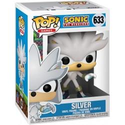 POP SONIC 633 SILVER - Figurines POP au prix de 14,95€