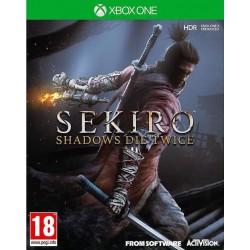 XONE SEKIRO SHADOWS DIE TWICE OCC - Jeux Xbox One au prix de 34,95€