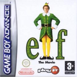 GA ELF THE MOVIE - Jeux Game Boy Advance au prix de 4,95€