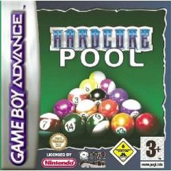 GA HARDCORE POOL - Jeux Game Boy Advance au prix de 4,95€