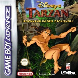 GA TARZAN L APPEL DE LA JUNGLE - Jeux Game Boy Advance au prix de 4,95€