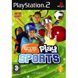 PS2 EYE TOY PLAY SPORTS - Jeux PS2 au prix de 4,95€