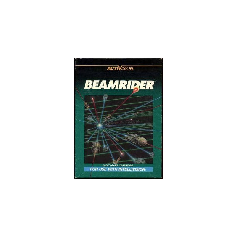 INT BEAMRIDER - Intellevision au prix de 6,95€