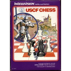 INT USCF CHESS - Intellevision au prix de 6,95 €