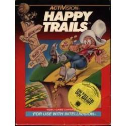 INT HAPPY TRAILS - Intellevision au prix de 6,95€
