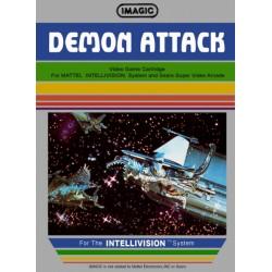 INT DEMON ATTACK - Intellevision au prix de 6,95€