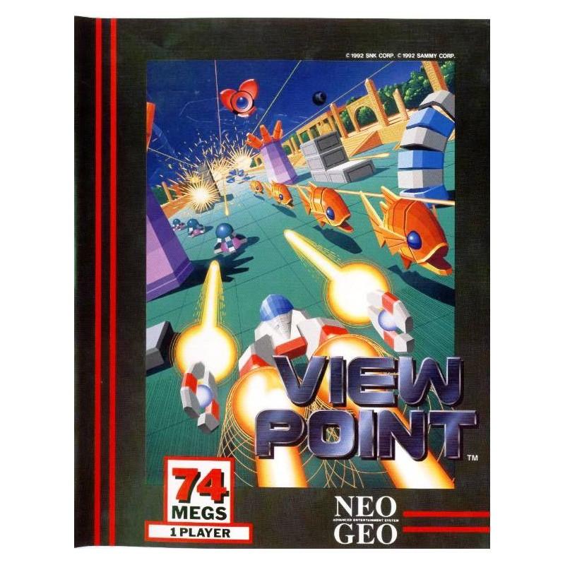 NG VIEW POINT - Jeux Neo-Geo au prix de 699,95€