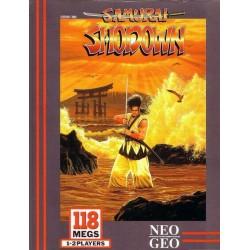 NG SAMURAI SHODOWN - Jeux Neo-Geo au prix de 149,95€