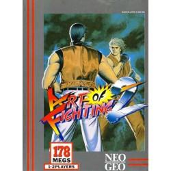 NG ART OF FIGHTING 2 - Jeux Neo-Geo au prix de 199,95€