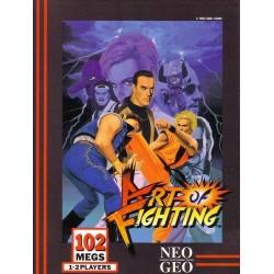 NG ART OF FIGHTING - Jeux Neo-Geo au prix de 99,95€