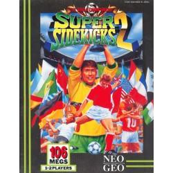 NG SUPER SIDEKICKS 2 - Jeux Neo-Geo au prix de 149,95€
