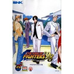 NG THE KING OF FIGHTERS 98 (IMPORT JAP) - Jeux Neo-Geo au prix de 274,95€