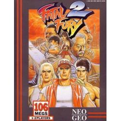NG FATAL FURY 2 - Jeux Neo-Geo au prix de 249,95€