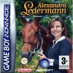 GA ALEXANDRA LEDERMANN - Jeux Game Boy Advance au prix de 6,95€