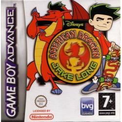 GA AMERICAN DRAGON - Jeux Game Boy Advance au prix de 4,95€