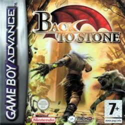 GA BACK TO STONE - Jeux Game Boy Advance au prix de 9,95€