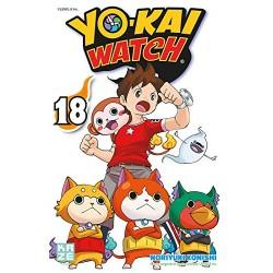 YOKAI WATCH T18 - Manga au prix de 6,89€