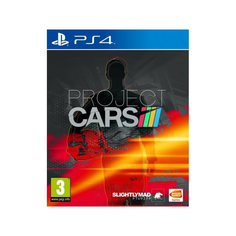 PS4 PROJECT CARS OCC - Jeux PS4 au prix de 9,95€