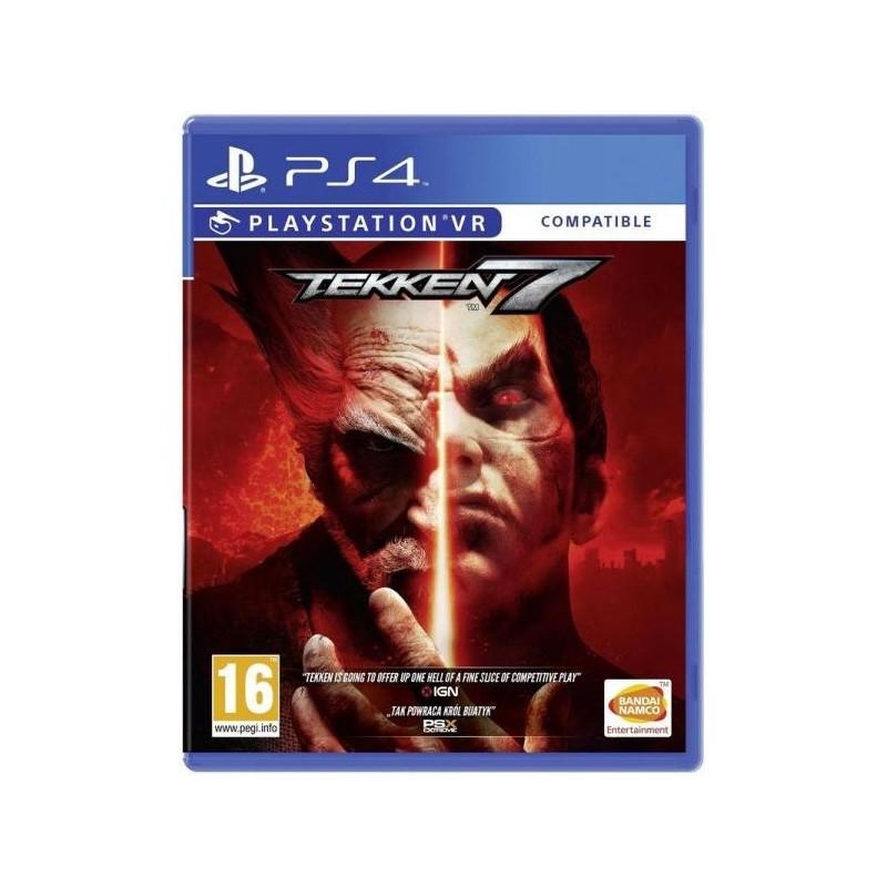 PS4 TEKKEN 7 - Jeux PS4 au prix de 19,95€