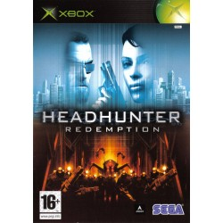 XB HEADHUNRER REDEMPTION (NEUF) - Jeux Xbox au prix de 9,95€
