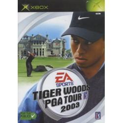XB TIGER WOODS PGA TOUR 2003 - Jeux Xbox au prix de 0,95€