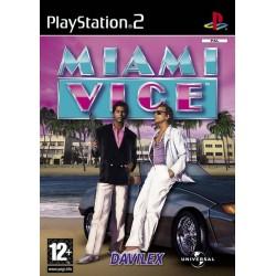 PS2 MIAMI VICE - Jeux PS2 au prix de 4,95€