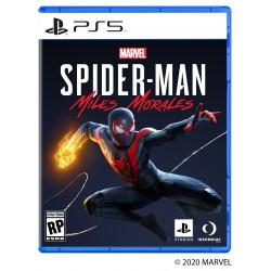 PS5 MARVEL S SPIDERMAN MILES MORALES OCC - Jeux PS5 au prix de 39,95€