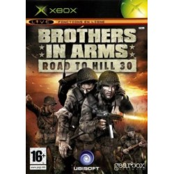 XB BROTHERS IN ARMS ROAD TO HILL 30 - Jeux Xbox au prix de 4,95 €