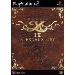 PS2 YS 1 2 ETERNAL STORY (IMPORT JAP) - Jeux PS2 au prix de 29,95€
