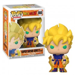 POP DBZ 860 SUPER SAIYAN GOKU FIRST APPEARANCE - Figurines POP au prix de 14,95 €