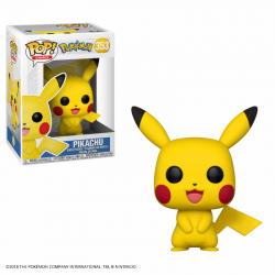POP POKEMON 353 PIKACHU - Figurines POP au prix de 14,95 €