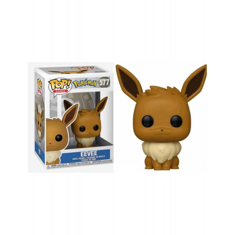 POP POKEMON 626 EVOLI BOUCHE OUVERTE - Figurines POP au prix de 19,95 €