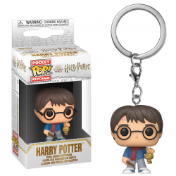 PORTE CLES POP POCKET HARRY POTTER HOLIDAYS - Porte Clés au prix de 7,95 €
