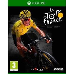 XONE LE TOUR DE FRANCE 2017 OCC - Jeux Xbox One au prix de 6,95€