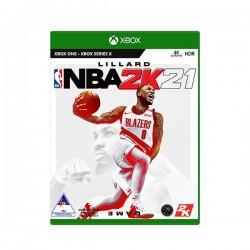 XONE NBA 2K21 OCC - Jeux Xbox One au prix de 24,95€