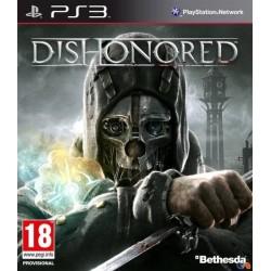 PS3 DISHONORED - Jeux PS3 au prix de 6,95€
