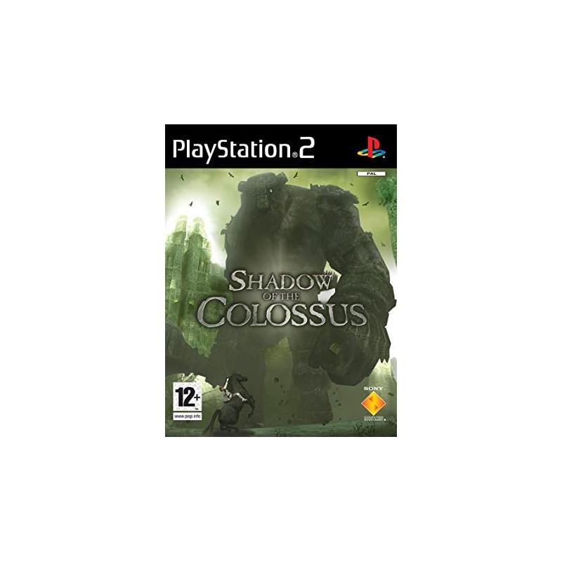 PS2 SHADOW OF COLOSSUS - Jeux PS2 au prix de 14,95€
