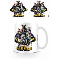 MUG MY HERO ACADEMIA GROUPE 315ML - Mugs au prix de 9,95€