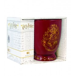 MUG HARRY POTTER BLASON ROUGE - Mugs au prix de 12,95€
