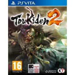 PSV TOUKIDEN 2 - Jeux PS Vita au prix de 14,95€