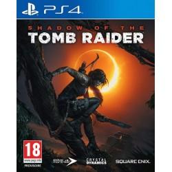 PS4 SHADOW OF THE TOMB RAIDER - Jeux PS4 au prix de 29,95€