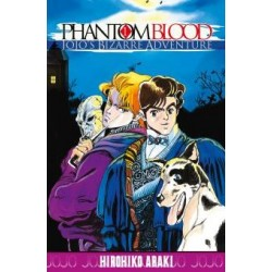 JOJO BIZARRE ADVENTURES PHANTOM BLOOD T01 - Manga au prix de 6,99€