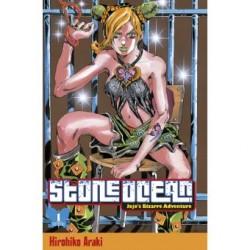 JOJO BIZARRE ADVENTURES STONE OCEAN T01 - Manga au prix de 6,99€