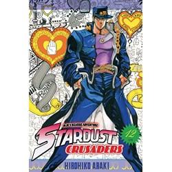 JOJO BIZARRE ADVENTURES STARDUST CRUSADERS T12 - Manga au prix de 6,99€