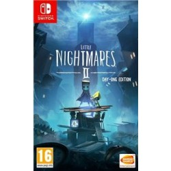 SWITCH LITTLE NIGHTMARES II - Jeux Switch au prix de 34,95 €