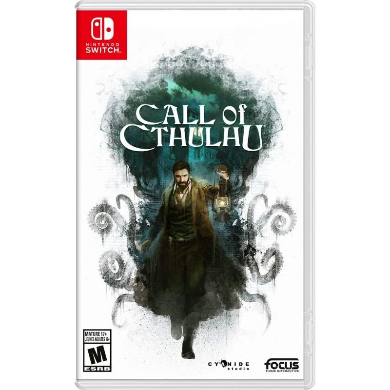 SWITCH CALL OF CTHULHU OCC - Jeux Switch au prix de 17,95€