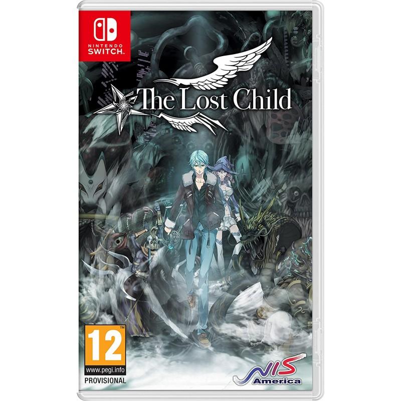 SWITCH THE LOST CHILD OCC - Jeux Switch au prix de 19,95€