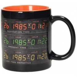 MUG RETOUR VERS LE FUTUR CONTROL PANEL 315ML - Mugs au prix de 12,95€