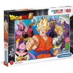 PUZZLE DRAGON BALL SUPER 8 PERSONNAGES SUPERCOLOR 180 PIECES - Puzzles & Jouets au prix de 9,95€